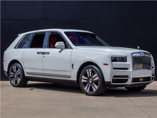 2021 Rolls-Royce Cullinan for sale in Houston, Texas 77090