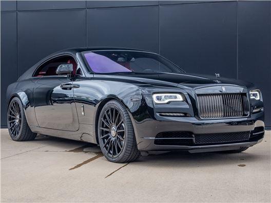 2018 Rolls-Royce Wraith for sale in Houston, Texas 77090