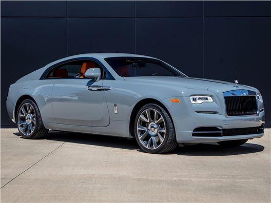 2020 Rolls-Royce Wraith for sale in Houston, Texas 77090