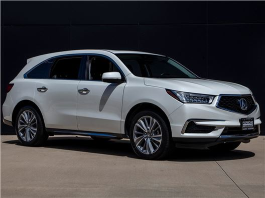 2017 Acura MDX for sale in Houston, Texas 77090