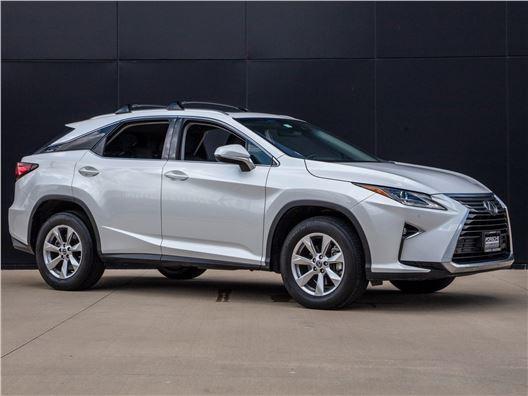 2018 Lexus RX for sale in Houston, Texas 77090