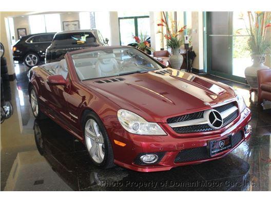 2011 Mercedes-Benz SL-Class for sale in Deerfield Beach, Florida 33441