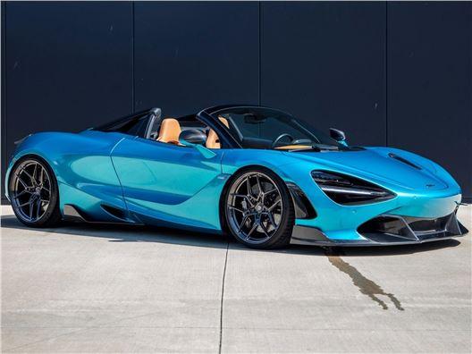2019 McLaren 720S for sale in Houston, Texas 77090