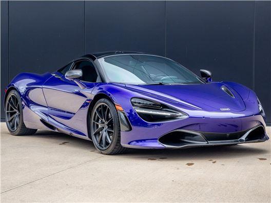 2020 McLaren 720S for sale in Houston, Texas 77090