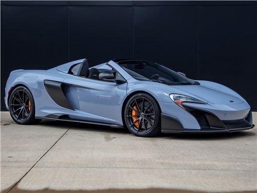 2016 McLaren 675LT for sale in Houston, Texas 77090