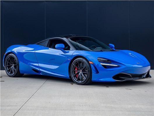 2018 McLaren 720S for sale in Houston, Texas 77090