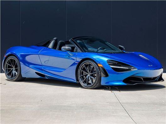 2021 McLaren 720S for sale in Houston, Texas 77090