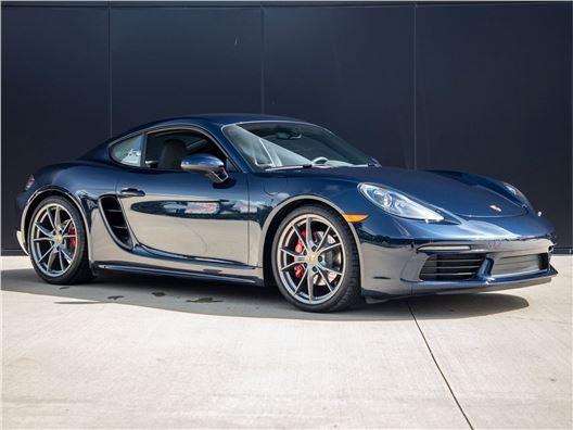 2019 Porsche 718 Cayman for sale in Houston, Texas 77090