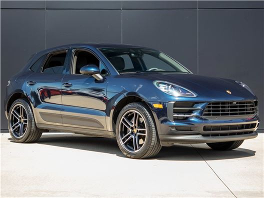 2021 Porsche Macan for sale in Houston, Texas 77090