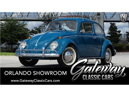 1966 Volkswagen Beetle for sale in Lake Mary, Florida 32746