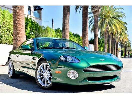 2000 Aston Martin DB7 for sale in Beverly Hills, California 90211