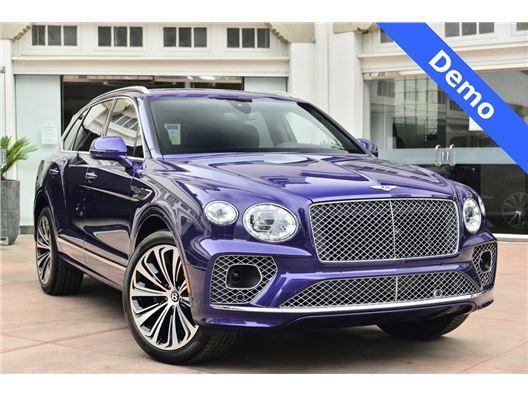 2021 Bentley Bentayga for sale in Beverly Hills, California 90211