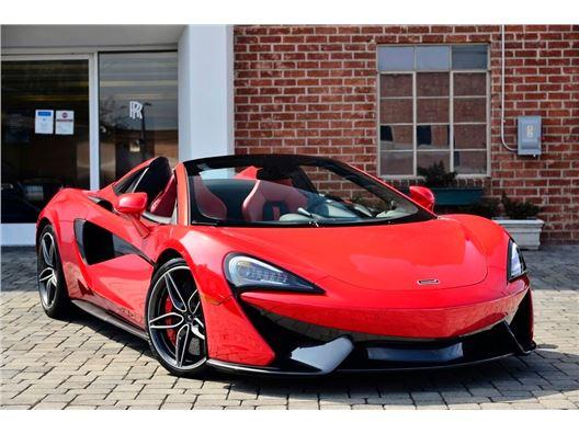 2019 McLaren 570S for sale in Beverly Hills, California 90211