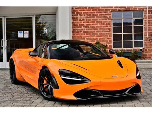 2021 McLaren 720S for sale in Beverly Hills, California 90211