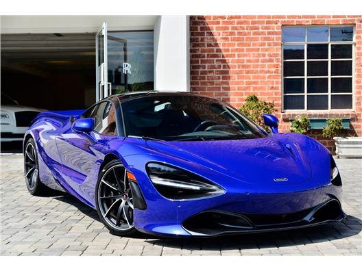 2018 McLaren 720S for sale in Beverly Hills, California 90211