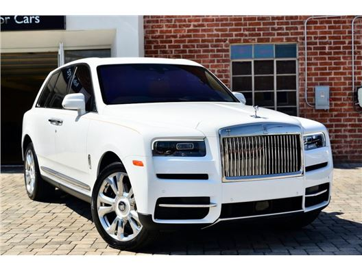 2021 Rolls-Royce Cullinan for sale in Beverly Hills, California 90211