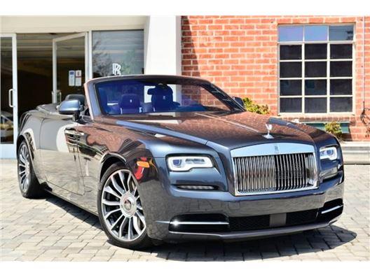 2018 Rolls-Royce Dawn for sale in Beverly Hills, California 90211