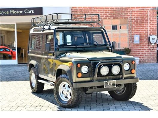 1997 Land Rover Defender 90 for sale in Beverly Hills, California 90211