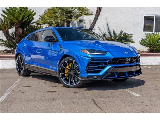 2021 Lamborghini Urus for sale on GoCars.org