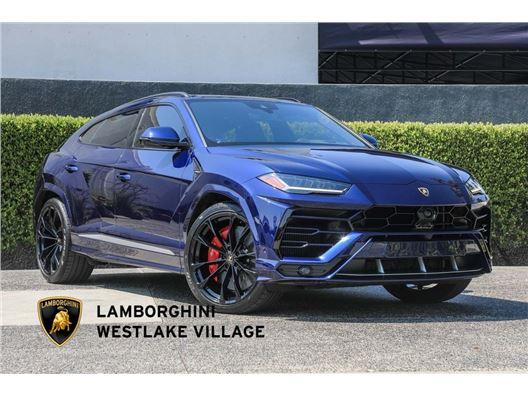 2020 Lamborghini Urus for sale in Beverly Hills, California 90211