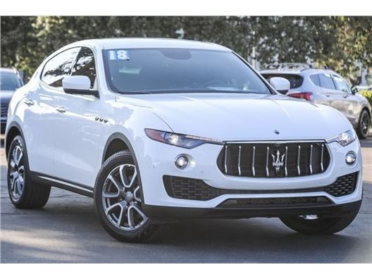2018 Maserati Levante for sale in Beverly Hills, California 90211