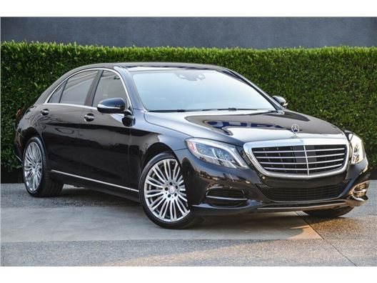 2017 Mercedes-Benz S 550 for sale in Beverly Hills, California 90211
