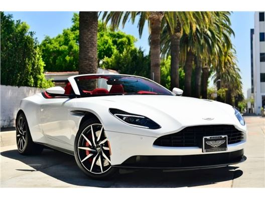 2021 Aston Martin DB11 V8 for sale in Beverly Hills, California 90211