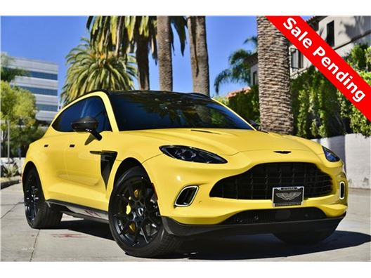 2021 Aston Martin DBX for sale in Beverly Hills, California 90211
