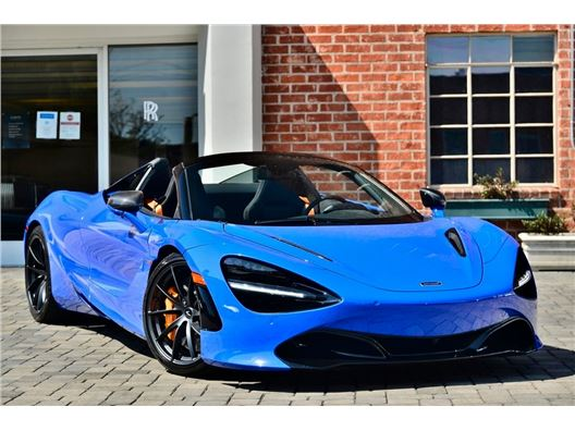 2021 McLaren 720S for sale on GoCars.org