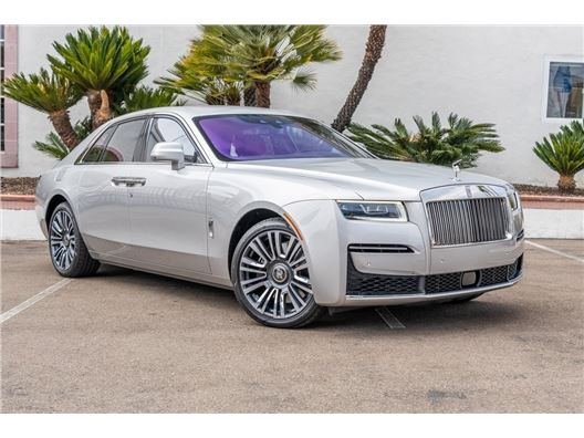 2021 Rolls-Royce Ghost for sale in Beverly Hills, California 90211