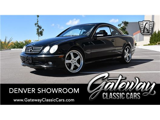 2001 Mercedes-Benz CL600 for sale in Englewood, Colorado 80112
