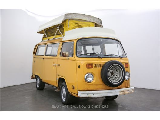 1977 Volkswagen Westfalia Camper Bus for sale in Los Angeles, California 90063