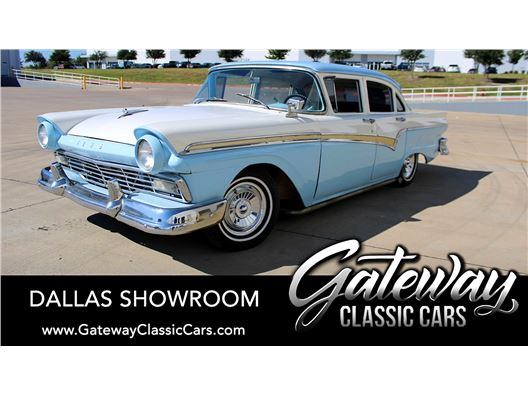 1957 Ford Custom for sale in DFW Airport, Texas 76051