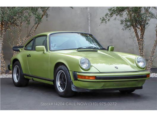 1978 Porsche 911SC Sunroof Delete for sale in Los Angeles, California 90063