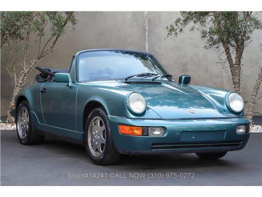 1991 Porsche 964 Carrera 2 for sale in Los Angeles, California 90063