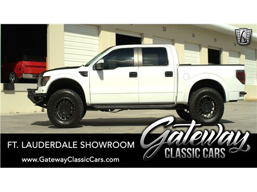 2013 Ford F150 for sale in Coral Springs, Florida 33065