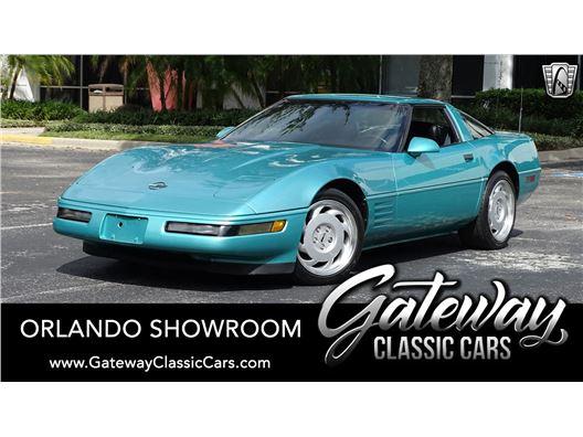 1991 Chevrolet Corvette for sale in Lake Mary, Florida 32746