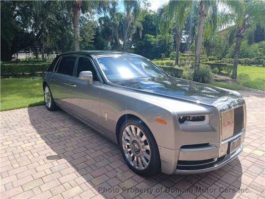 2018 Rolls-Royce Phantom for sale in Deerfield Beach, Florida 33441