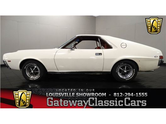1968 AMC AMX for sale in Memphis, Indiana 47143
