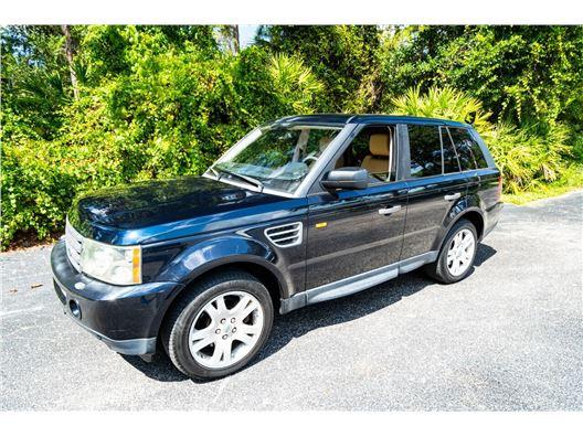 2006 Land Rover Range Rover Sport for sale in Sarasota, Florida 34232
