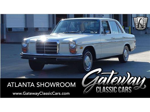 1969 Mercedes-Benz 250 for sale in Alpharetta, Georgia 30005