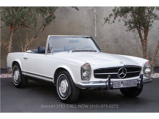 1968 Mercedes-Benz 280SL for sale in Los Angeles, California 90063