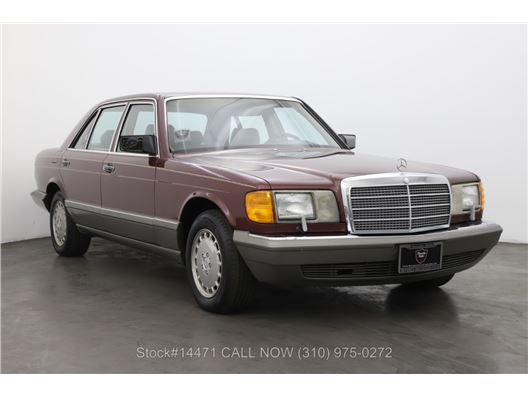 1987 Mercedes-Benz 300 SDL Turbo for sale in Los Angeles, California 90063