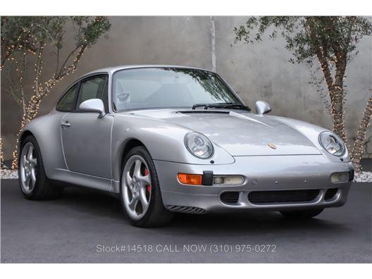 1997 Porsche 993 C4S for sale in Los Angeles, California 90063