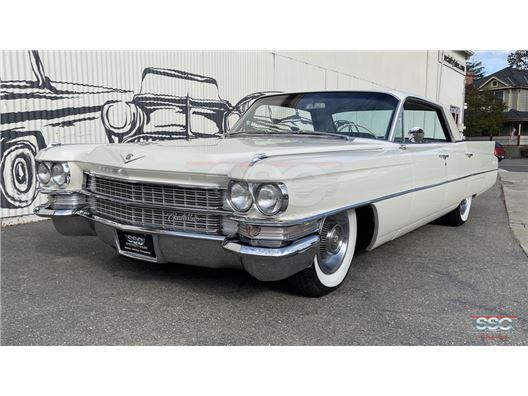 1963 Cadillac DeVille for sale in Pleasanton, California 94566