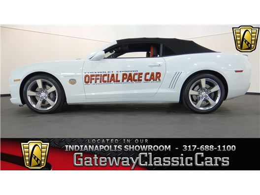 2011 Chevrolet Camaro for sale in Indianapolis, Indiana 46268