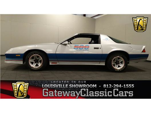 1982 Chevrolet Camaro for sale in Memphis, Indiana 47143