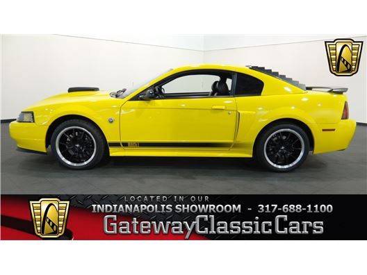 2004 Ford Mustang for sale in Indianapolis, Indiana 46268
