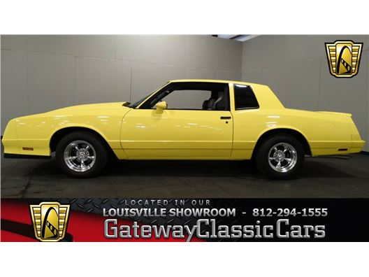 1985 Chevrolet Monte Carlo for sale in Memphis, Indiana 47143