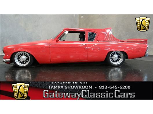 1955 Studebaker Coupe for sale in Ruskin, Florida 33570